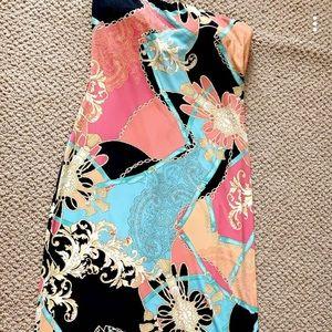 Backless Cache dress size L